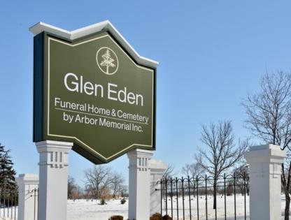 Glen Eden Funeral Home & Cemetery - Crématoriums et service de crémation - 204-809-6655