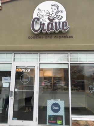 Crave Cupcakes - Boulangeries - 780-409-8486