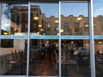 Restaurant Chez Victoire - Restaurants - 514-521-6789