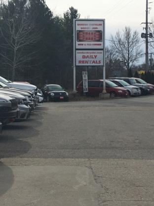 Sander Motor Sales Ltd. - New Car Dealers - 1-877-883-6578