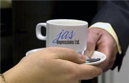 Jas Impressions Ltd - Articles promotionnels