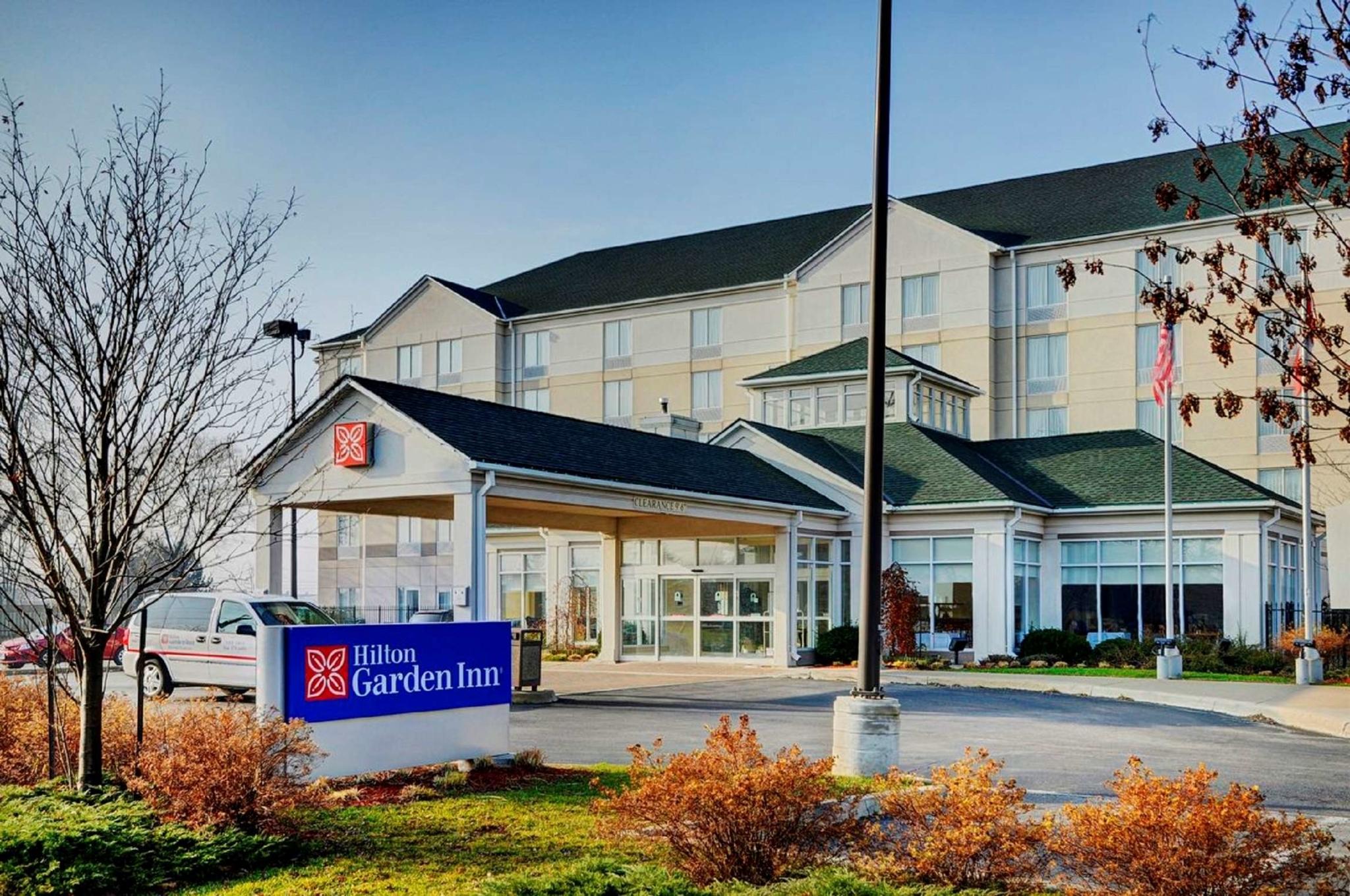 Hilton Garden Inn Kitchener/Cambridge - Hotels