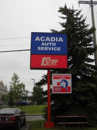 View Acadia Auto Service's Calgary profile