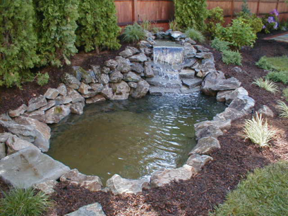 Classic Fountain Systems - Ponds, Waterfalls & Fountains - 416-663-8989