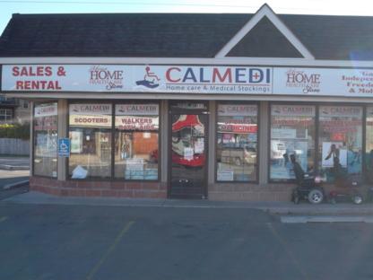 CalMedi Home Care & Medical Stockings - Home Health Care Service