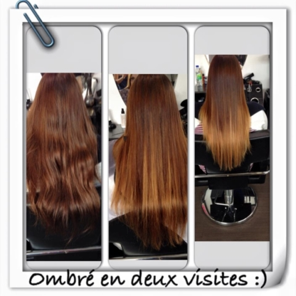 Salon Opale Coiffure - Hairdressers & Beauty Salons - 450-530-2211