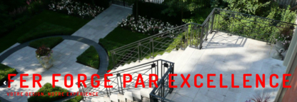 Ateliers Orgiazzil Ferronnier d'Art Inc - Ferronnerie d'art - 418-881-0002