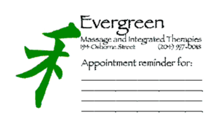 View Evergreen Massage Therapy's Winnipeg profile
