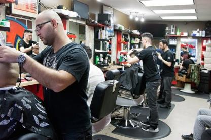 Rami's Cut Barber Shop - Hair Salons - 604-554-0209