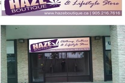 Haze Boutique - Produits de chanvre