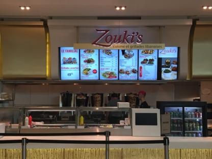 Zouki's - Restaurants - 450-688-5869