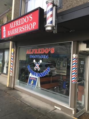 Alfredo Barber Shop - Barbiers - 604-677-9234