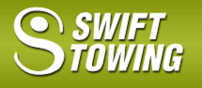 Swift Towing - Vehicle Towing - 587-315-1540
