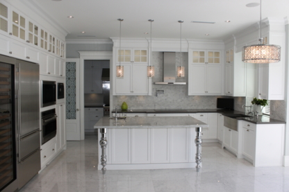 Voir le profil de Accura Classic Custom Kitchens Ltd - Haney