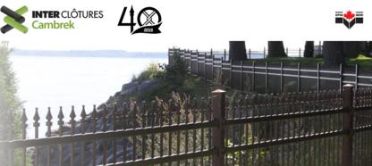 Clôtures 04 - Raccords et poteaux de clôtures - 819-372-7815
