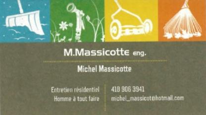 View M Massicotte's Québec profile