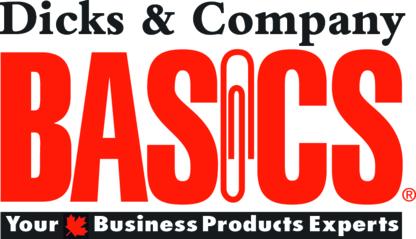 Dicks & Company Basics - Fournitures de bureaux