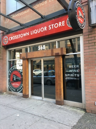 Crosstown Liquor Store - Spirit & Liquor Stores - 604-683-8438