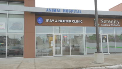 Hamptons Animal Hospital Spay & Neuter Centre - Veterinarians - 780-489-3203