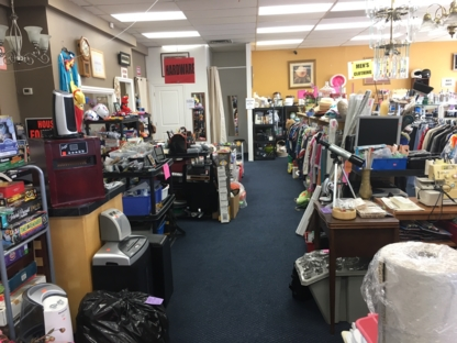 Same As It Ever Was - Second-Hand Stores