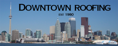 Downtown Roofing Repairs Inc - Roofers - 416-461-0658