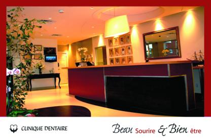 Clinique Dentaire Beau & Bien - Dentistes - 514-722-5350