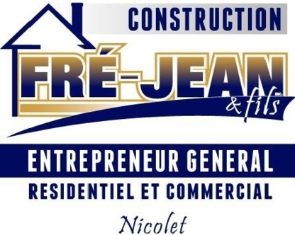 Construction Fré-Jean et fils inc - Entrepreneurs en construction - 819-293-2249