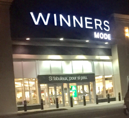 Winners - Clothing Stores - 514-382-7510