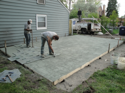 Red Deer Renos - Concrete Contractors