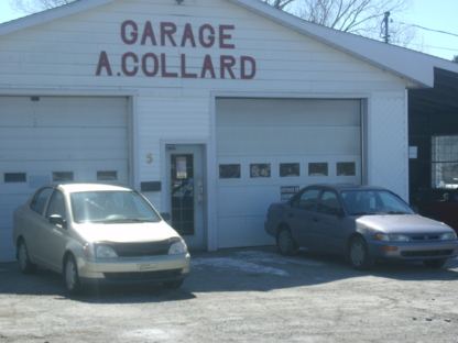 Garage A Collard - Garages de réparation d'auto - 819-879-7999