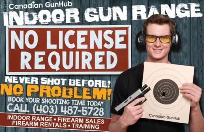 Canadian Gun Hub - Guns & Gunsmiths