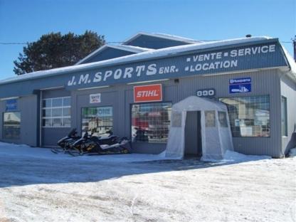 JM Sports - All-Terrain Vehicles - 418-365-6370