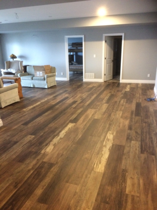 Total Hardwood Flooring Barrie - Flooring Materials