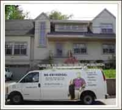 MK Universal Window Cleaning - Eavestroughing & Gutters