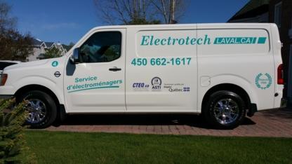 Voir le profil de Appareil Electrotech Laval Inc - Lorraine