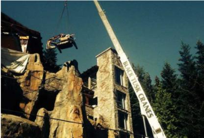 Black Tusk Cranes Ltd - Crane Rental & Service - 604-932-7805