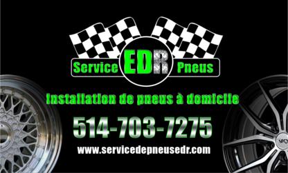Service de Pneus EDR - Tire Retailers - 514-703-7275