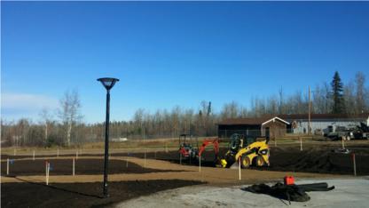 Ground Hawk Services Ltd - Lawn Maintenance - 780-880-1231