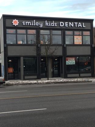 Smiley Kids Dental - Dentists - 604-298-1966