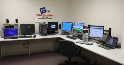 PC Fixr - Réparation d'ordinateurs et entretien informatique