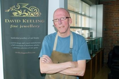 David Keeling Fine Jewellery - Jewellers & Jewellery Stores - 780-424-7773