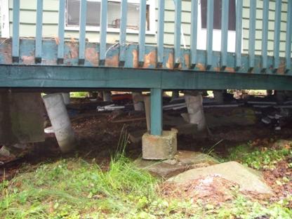 View Bridging The Gap Construction's Bracebridge profile