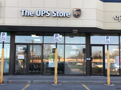 UPS Store The - Copying & Duplicating Service - 514-684-1818