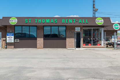 St Thomas Rentall - General Rental Service - 519-631-5450