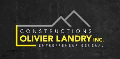 Constructions Olivier Landry - Rénovations - 418-241-8691