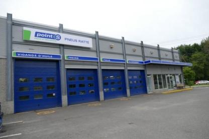 Pneus Ratté - Tire Retailers - 418-872-7288
