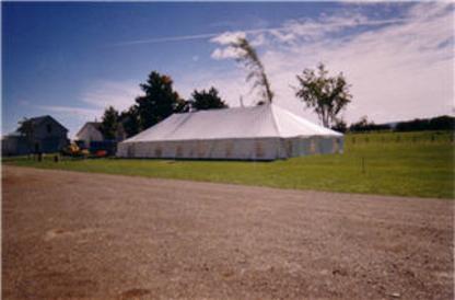 Chapiteau Rive-Sud - Location de tentes - 418-881-3078