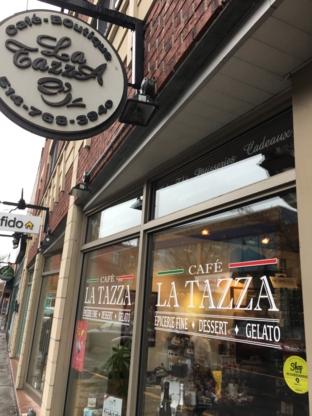 Café La Tazza - Restaurants français - 514-768-3940