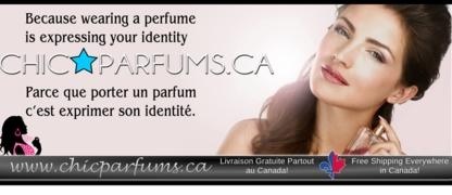 Chicparfums.ca - Parfumeries et magasins de produits de beauté - 438-495-6649