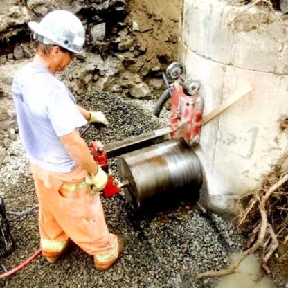 L Piché et Fils Démolition et Excavation - Concrete Drilling & Sawing
